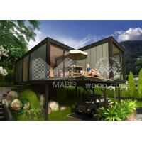Best Eco Friendly Modern Modular Apartments Fully Furnished With Carport Design wholesale
