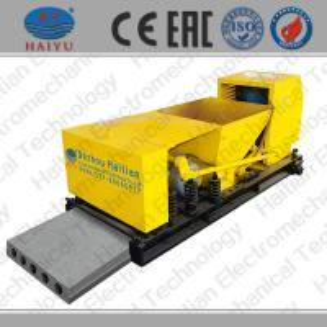 China precast concrete slab machine, precast concete roof on sale