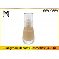 Best Hydrating Liquid Mineral Foundation Makeup SPF 15 Moisturizing Formula 1 Color wholesale