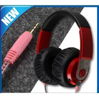 Best Lightweight Wired Over-Ear Head Stereo Headset &Soft Leather Ear Cups (MO-SH003) wholesale