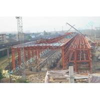 Best Long-Span PEB Industry Steel Building Inspected By SKM, BV Third Party Test wholesale
