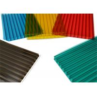 Impact Resistance Twinwall Polycarbonate Sheet PC Light Cover for Swimming Pool