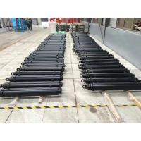 China Dozer Blade Mobile Excavator Hydraulic Cylinder 150 - 400 Stroke Length on sale