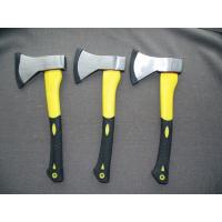 China 600G Carbon steel materials Plastic Handle Hand Working Axe in Hand Tools on sale