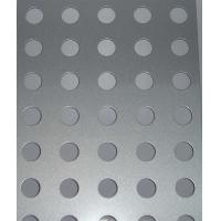 China High precision 304 stainless steel punched metal sheet on sale