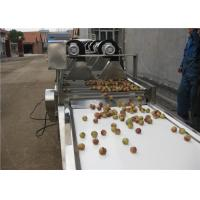 China 6000 * 800 * 1150 Mm Vegetable Dryer Machine , High Performance Commercial Food Dehydrator on sale