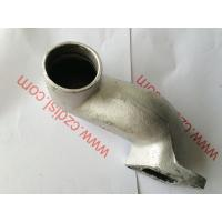 Best Diesel Spare Parts Silencer Bend Exhaust Pipe Silicone Material For Cf1125 wholesale