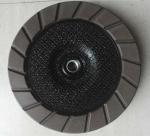 Best 100 - 180 mm diameter Diamond  Ceramic  Bond  Egding Cup Wheel  For Concrete wholesale