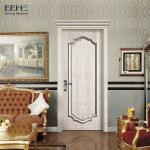 Best Luxury Commercial Solid Core Wood Doors / Strong White Wood Interior Doors wholesale