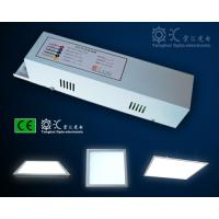 Best Aluminum alloy 595 x 595mm 40W square Emergency LED Panel Light IP44 100lm / w wholesale