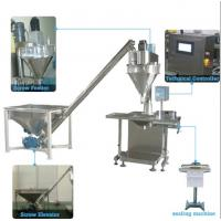 Buy cheap Semi Automatic Milk Tea Powder Pouch Bag Packing Machine for 50g-2kg from wholesalers