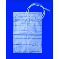 Best Medical PVC Urine Collection Bag For Men , Disposable Drainage Catheter wholesale