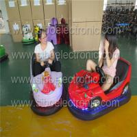 Best Amusement Park Beatles Scooter Battery Bumper Car Fashionable Children Electric Toy Car wholesale