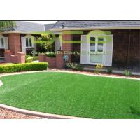 Buy cheap 4 Colors Outdoor Artificial Grass No Infill High Durability Strong Color Fastness from wholesalers