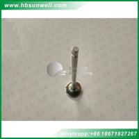 China Diesel Engine Valves for cummins ISDE QSB6.7 ISF3.8  Intake valve 3940735 Exhaust Valve 3940734 on sale
