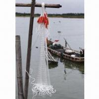 Best Fishing Gill Net with 1.5 to 3m Depth and 3 to 60cm Mesh, Various Colors are Available wholesale