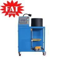Best Gas - Filled Hydraulic Hose Crimping Machine With Rubber Steel wholesale