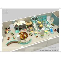 Best Kis Indoor Play Place Equipment For Restaurant / Childrens Indoor Play Equipment wholesale