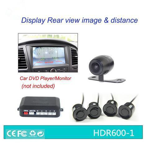 Cheap Ultrasonic parking sensor,rubber sensor fit for metal bumper for sale