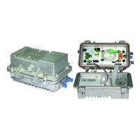 China Two Way Distribution Catv Optical Receiver High Reliability Support Network Management on sale