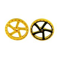 Best H13 Two Color Multi Material Injection Molding POM Toy Car Wheels 1*2 Cavity wholesale