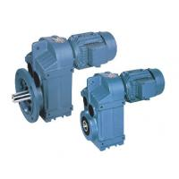 Best Parallel Shaft Helical Geared Motor Worm Gear Speed Reducer , P Series wholesale
