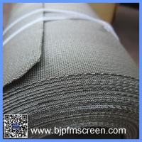 Best Plastic Extrusion Filter Screen Belt wholesale