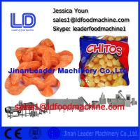 Best Cheese ball Inflating snacks food machinery wholesale