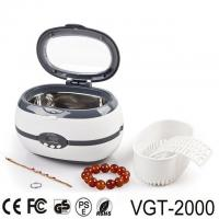Best Eyeglass Ultrasonic Cleaner tank denture Cleaning machine VGT-2000 wholesale