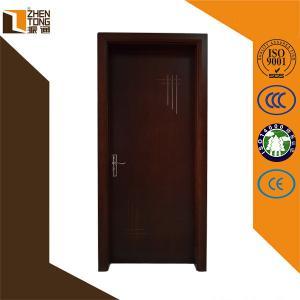 China 2015 solid wood skeleton mdf wood door on sale