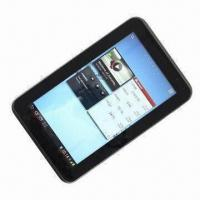 Best 8-inch Touchscreen Tablet PC with Wi-Fi/Bluetooth/Android 2.3+3.2 Interface wholesale