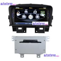 Best Wireless Multimedia Sat Nav WinCE 6.0 for Chevrolet Cruze 2009+ wholesale