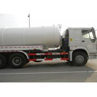 Cheap Sewer Cleaning Equipment Sewage Suction Truck 16CBM LHD 6X4 Euro2 290HP , for sale