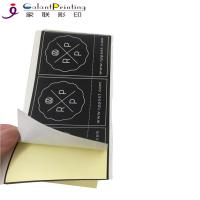 Best Commercial Product Label Sticker Printing Printed Self Adhesive Labels wholesale
