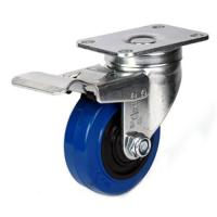 """Buy cheap 4""""elastic rubber caster from wholesalers"""