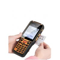 Best RFID R310 Android PDA 1D 2D Mobile Terminal Rugged PDA Logistics Bar Code Scanner wholesale