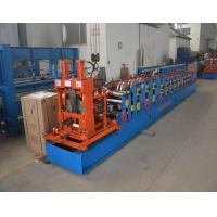 Buy cheap Automatic hydraulic galvanized c post roll forming machine information from wholesalers