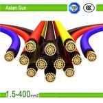 Best (ACSR) Aluminum Conductors Steel Reinforced 2 core power cable 4*4mm2 wholesale