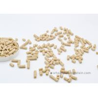 Best Outdoor Pond Floating Fish Pellets , Small Size Fishing Pellets 25kg wholesale