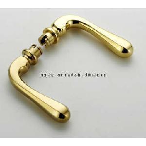 China Zinc Die Casting Door Handle (HANDLE-07) on sale