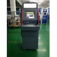 China Customized Color Self Service Printing Kiosk With Thermal Printer For Public Places on sale