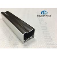 Best Temper T4 T5 T6 Aluminium Extrusion Profiles Shower Room Track For Decorations wholesale