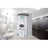 Best Adjustable Touchless Hand Sanitizer Dispenser With 500 Ml Disposable Bottle wholesale