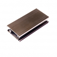 Best 2.0mm Powder Coated 6063 T6 Alu Extrusion Profiles wholesale