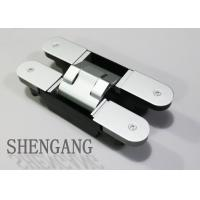 Best Heavy Duty Adjustable Concealed Hinges For Entrance Door 80 Kg 180 Degree wholesale