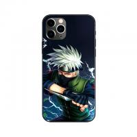 China Custom Lenticular Cell Phone Case With Anime Naruto One Piece Images Flip Cell Phone Cover on sale