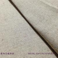 Best linen cotton blended fabric for garment wholesale