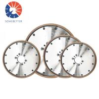 Best high quality 1A1 diamond wheel resin bond to polish carbide tools wholesale
