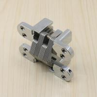 Best Soss totally concealed hinges Invisible 180 Degree Concealed Hinges For Wooden Doors 90kg/Pair wholesale