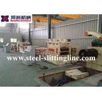 Best Simple Steel Cut To Length Line, 6T and high speed straightening and cutting wholesale